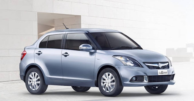 New Launched Maruti Suzuki Swift Dzire Facelift 2015