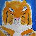 Watercolor Tigers