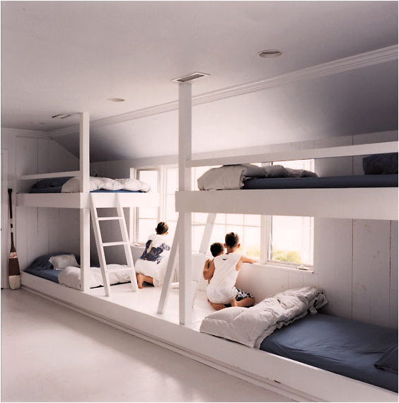 Bunk Rooms for Teenage Boys | Luxury Interior Design