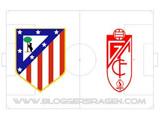 Prediksi Pertandingan Atletico Madrid vs Granada