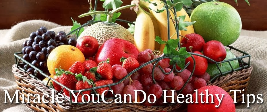 Miracle YouCanDo Healthy Tips