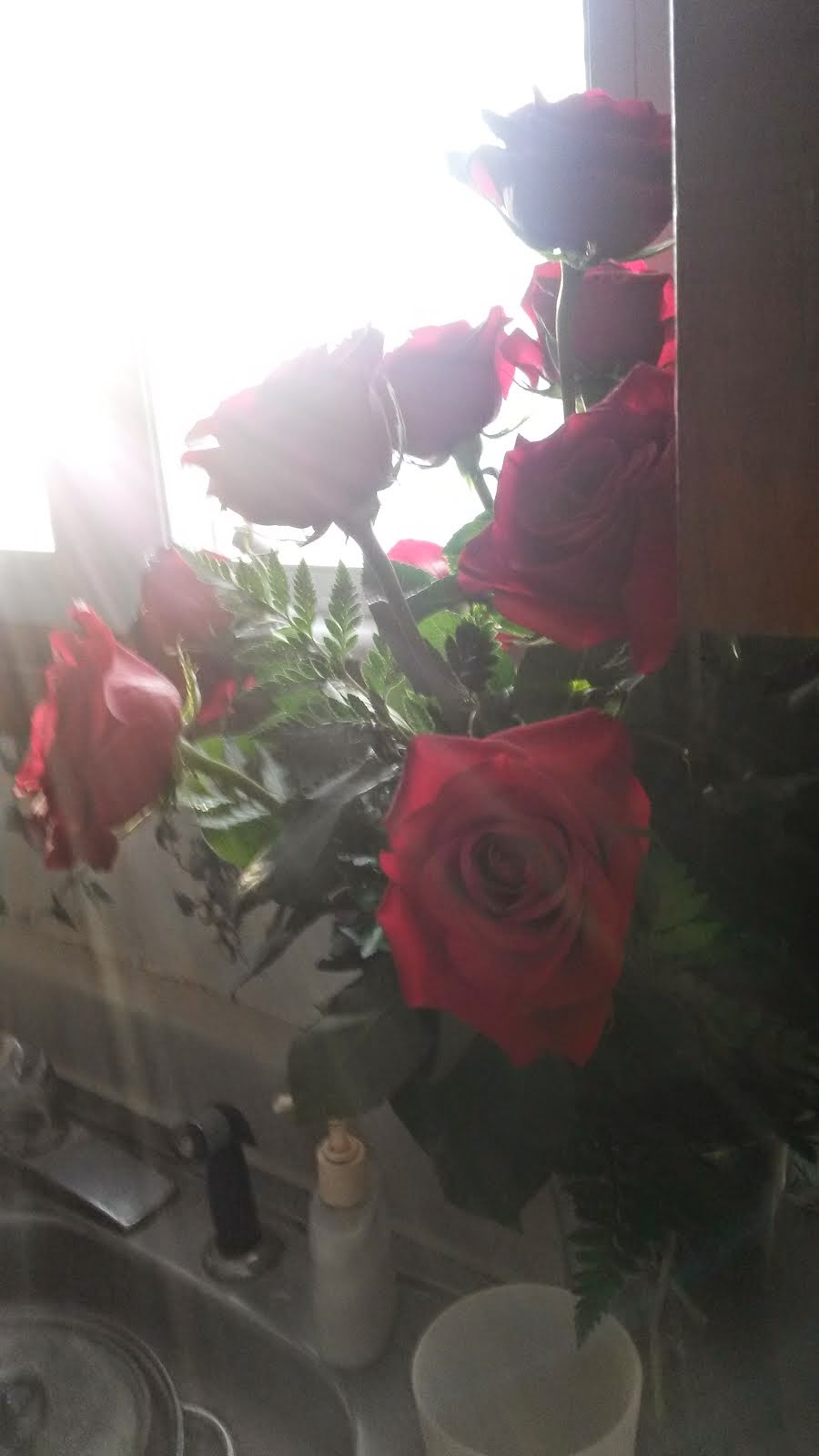 The Flowers From John in Galesburg