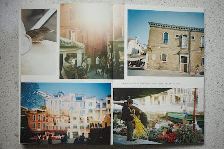 POLPO cookbook market day photos