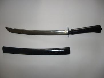 Samurai Pendek  ( 2 STOCK )