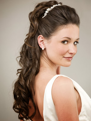 Wedding Romance Hairstyles