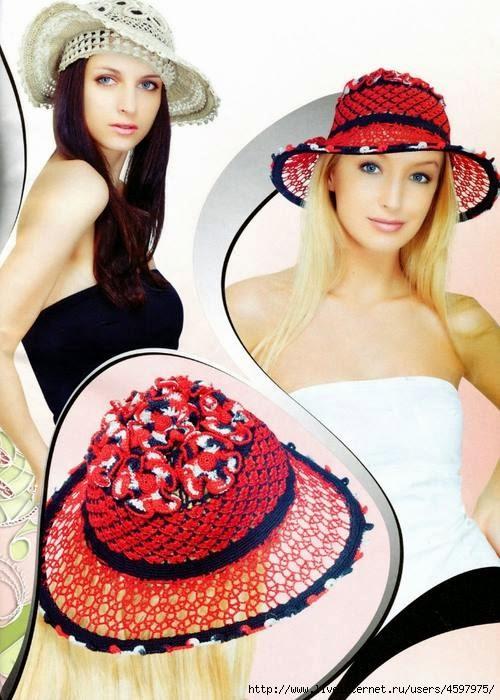 örgü şapka,yazlık dantel şapkalar