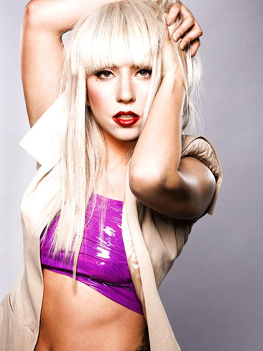 Lady Gaga Hot Wall