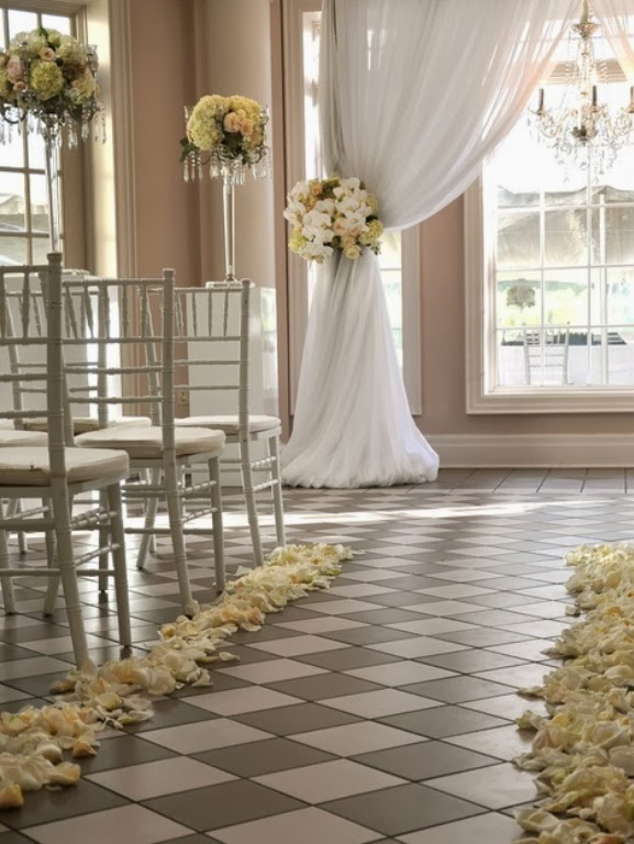 Diy Indoor Wedding Ceremony Decorations The Autumn Decoration Inspiration