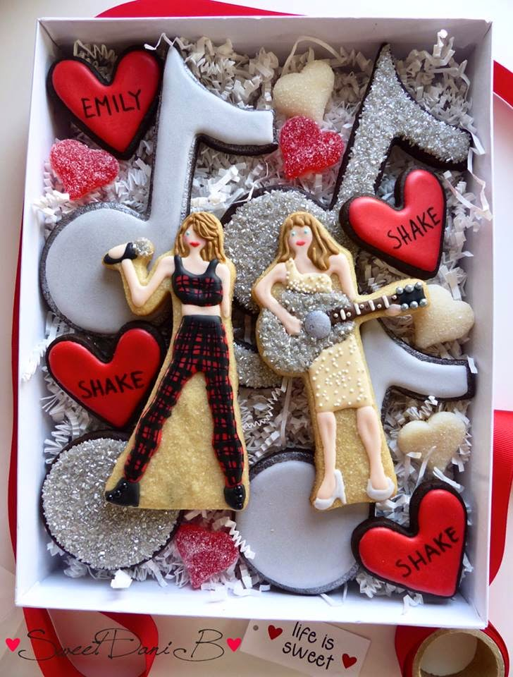Mike Francesa Taylor Swift Cookies Bobs Blitz
