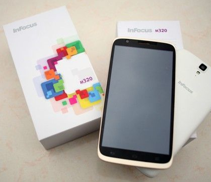 InFocus M320 5.5-Inch Android Smartphone