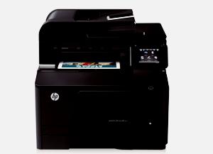 HP LaserJet Pro 200 color MFP M276nw Driver