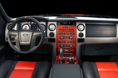 inside ford f -150 - ford trucks