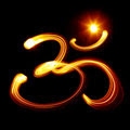 hinduska sylaba om