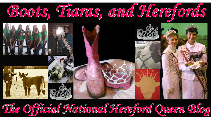 Boots, Tiaras and Herefords