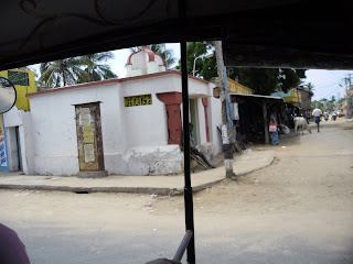 Sri Karuppana Swamy Temple - Way to South Street