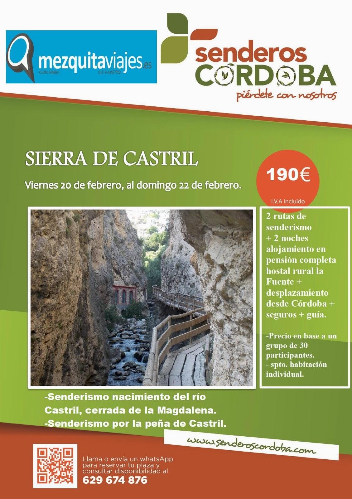 Fin de semana en la Sierra de Castril