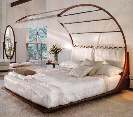 les plus beaux lits du monde en image. Black Bedroom Furniture Sets. Home Design Ideas