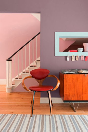Muebles y decoraci n de interiores diferentes colores for Opciones para pintar mi casa interior