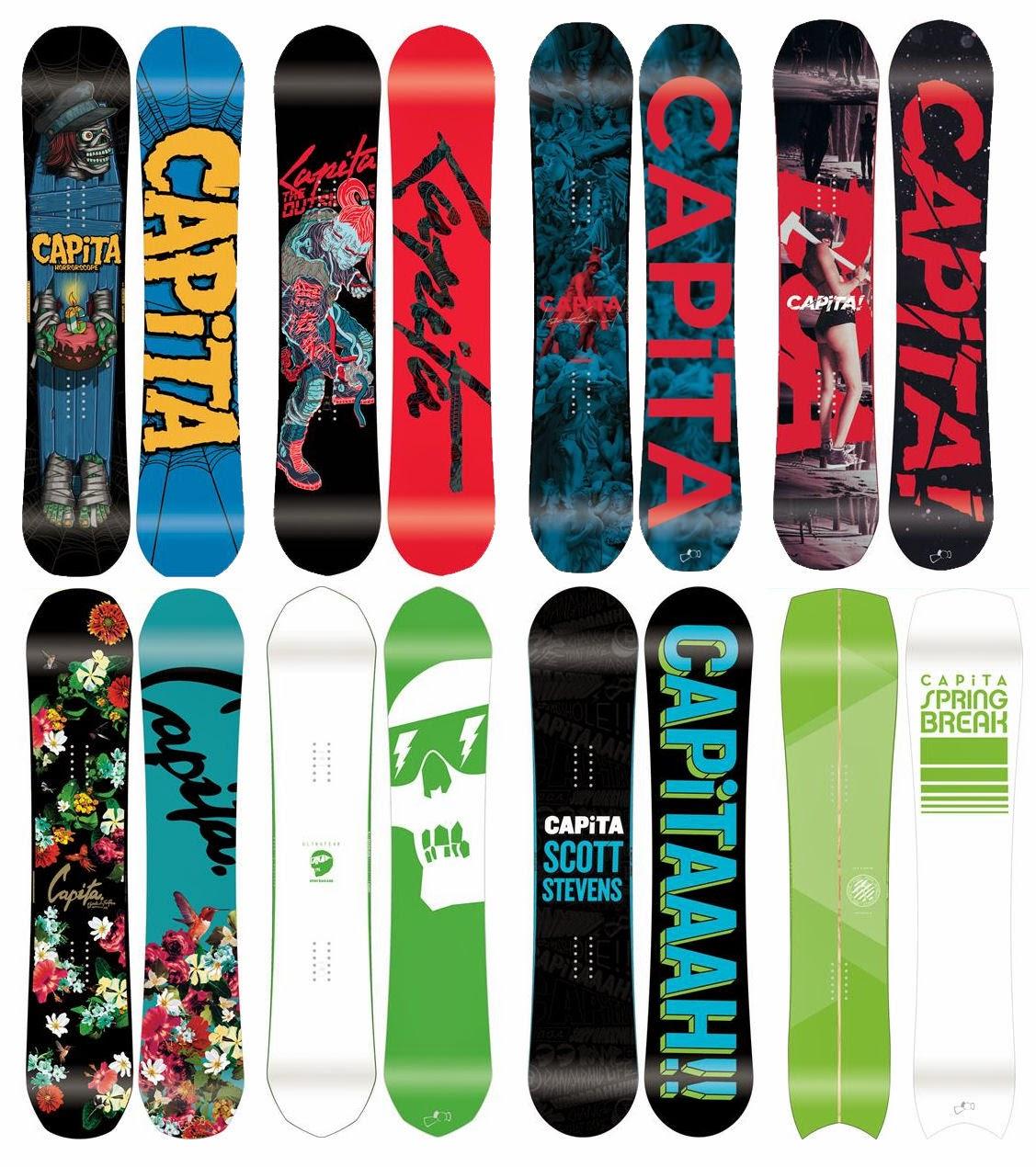 2014 Capita Snowboards Sneak Peek | evo Culture, Community, Cause