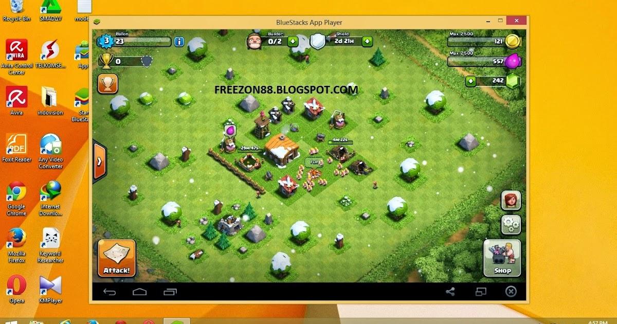 Game Mirip Coc Di Pc Cvcoin 4k 50