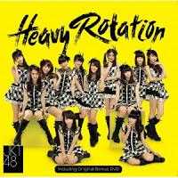 Album JKT48,Album Pertama JKT48, Heavy Rotation, Telah Rilis