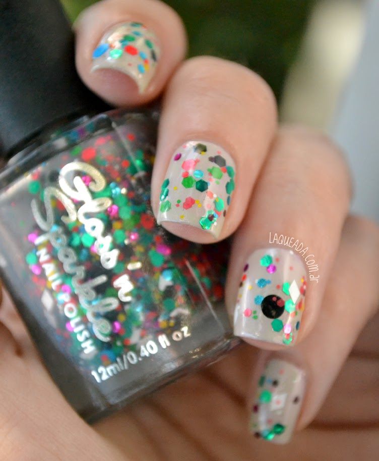 Gloss 'n Sparkle - Goodbye Sober Day