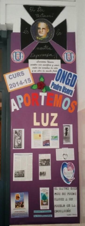 CARTEL DE APU 2014-15