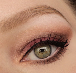 Cranberry herfst ooglook