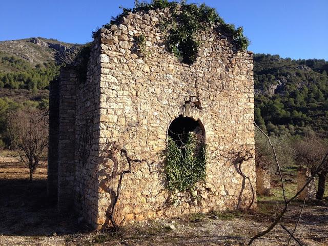Ermita de Petracos