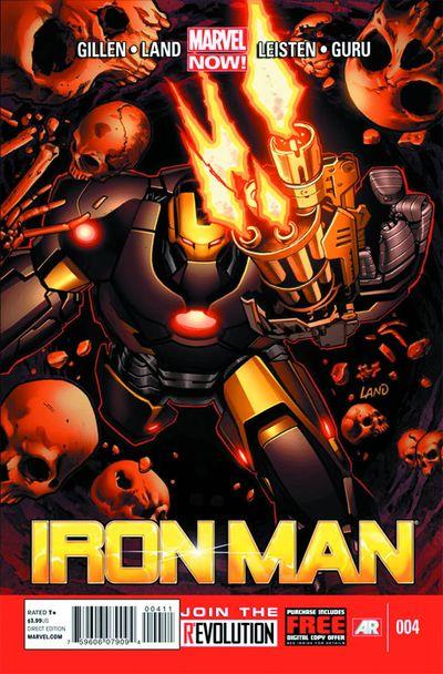 Marvel Iron Man#4