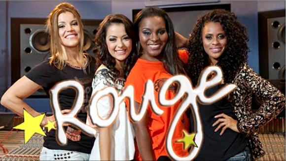 Rouge lança música Tudo outra vez 2013