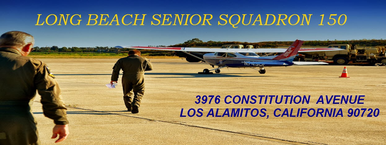 Long Beach Senior Squadron 150