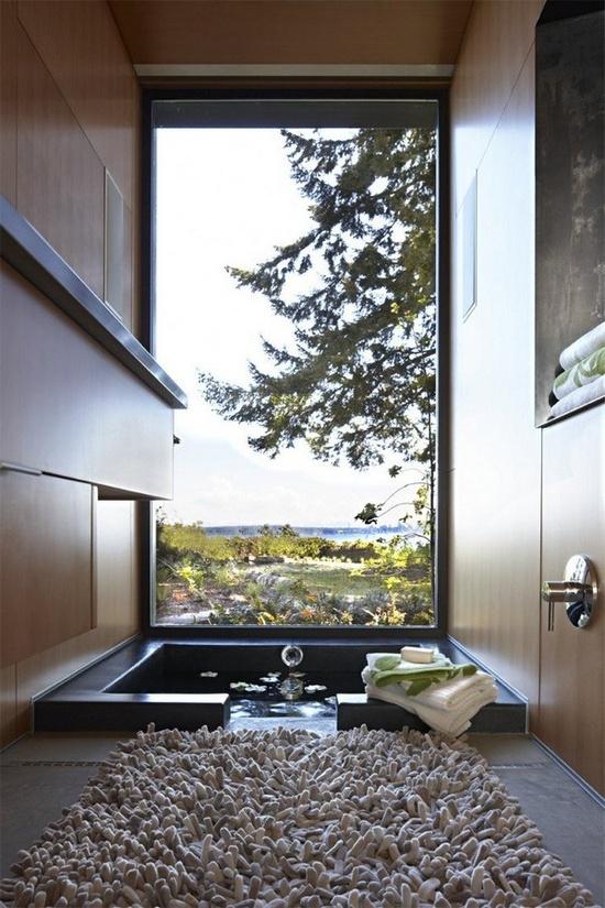 Living In Designland Interior Jacuzzi Integrado En La