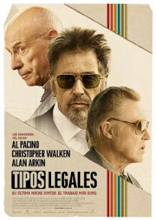 Tipos legales (2012) Online