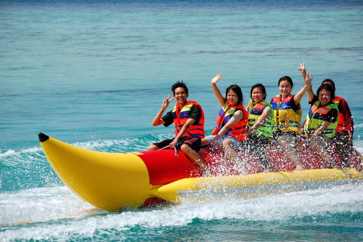 speed boat wisata pulau tidung
