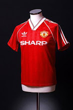 1988-90 Manchester United Home Shirt