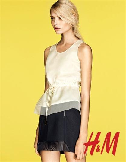 Hot New Fashion Trends: H & M Summer Catalog 2012
