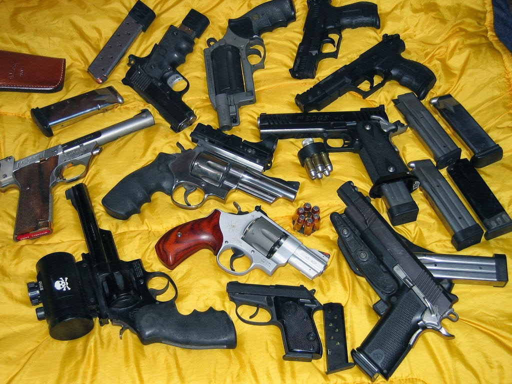 M s armas menos muertes armas de fuego for Muebles para guardar armas de fuego