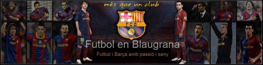 Futbol en Blaugrana