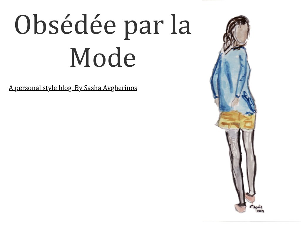 Obsde par la mode