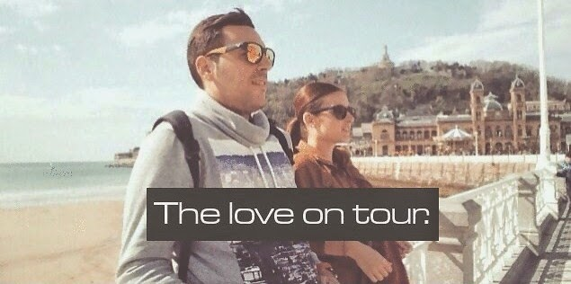 The love on tour