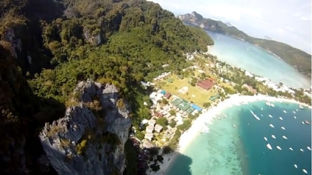 Koh Phi Phi beachfront resorts