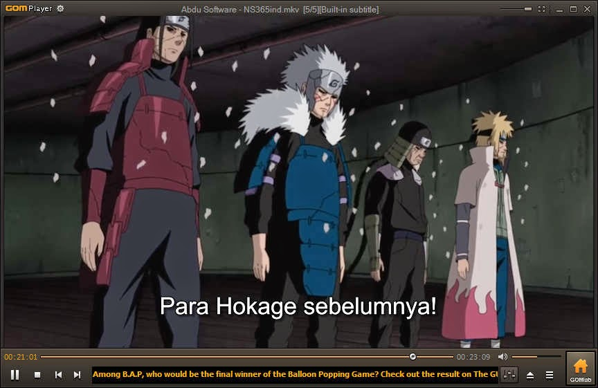 Download Naruto Shippuden Episode 365 Sub Indonesia Abdu Software