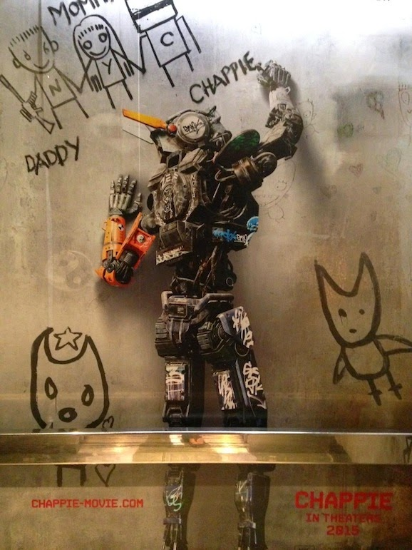 chappie film 2015 neil blomkamp
