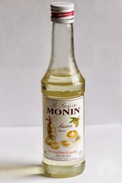 Le Sirop de Monin - Macaron
