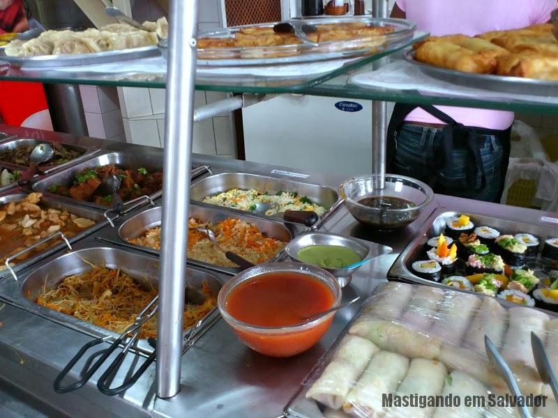 Restaurante Aogobom: Buffet