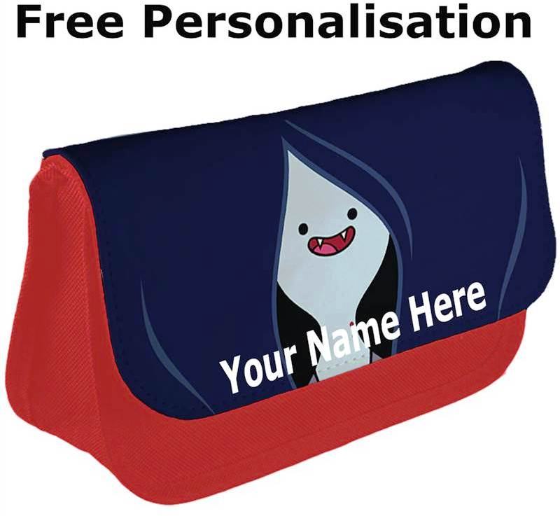 Adventure Time - Marceline Pencil Case, Make Up Bag, Clutch Bag