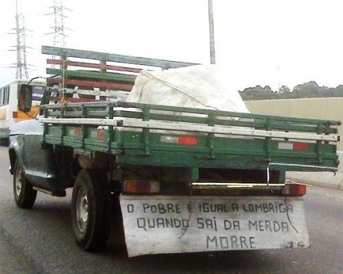 Tokaaki Frases Em Parachoque De Caminhão