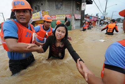 Metro Manila floods