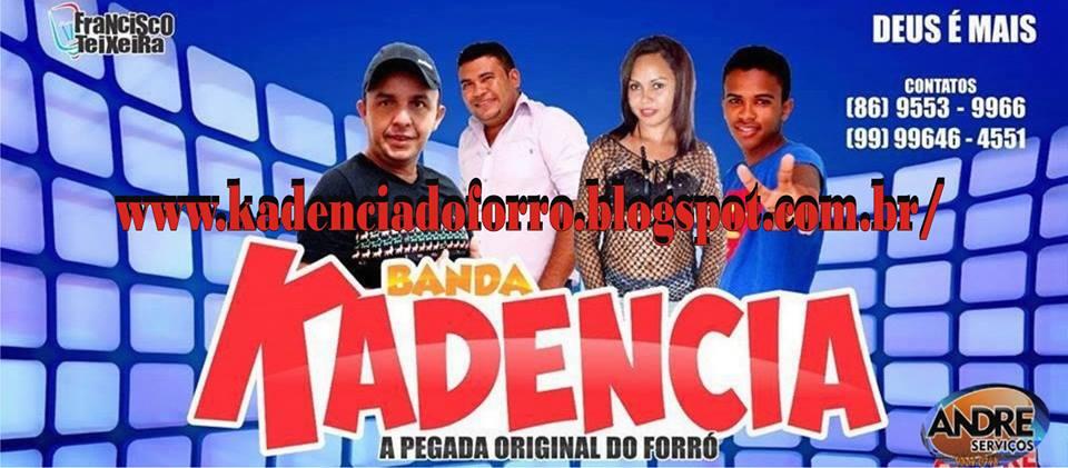 Forrozão Kadencia/Palmeirais-PI